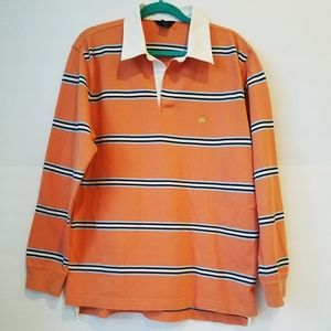 346 Brooks Brothers  polo long sleeve Size M